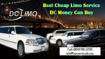 Best Cheap Limo Service DC Money Can Buy