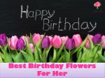 Best Birthday Flowers For Her - Burbank Flower Delivery