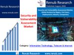 Security and Vulnerability Assessment market will surpass US$ 14.7 Billion by 2024
