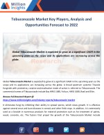 Tebuconazole Market Key Players, Analysis and Opportunities Forecast to 2022