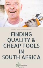 Finding Quality and Cheap Tools in SouthAfrica
