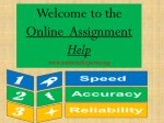 Online best assignment help writing services expert in Australia(pdf)
