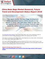 China Bean Bags Market Research, Future Trend and Development Status Report 2018
