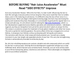 Hair Juice Accelerator - Who Else Is Lying To Us About Hair Growth Formula?