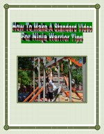 Tips to Make a decent Ninja Warrior submission Video