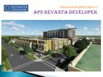 APS REVANTA DEVELOPERS