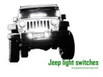 Best Jeep Light Switches Supplier – Go Painless Wiring