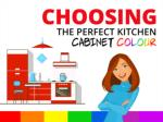 Choosing the Perfect Kitchen Cabinet Colour
