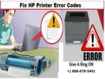 Toll-free  1 888-678-5401 to know how to fix hp printer error state