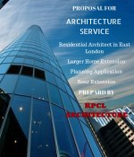 Proposal for architectural services