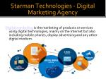 Starman Technologies - Digital Marketing Agency In Kurali