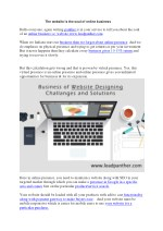 website designing company in noida-www.leadpanther.com