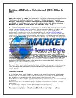 Healthcare (BI) Platform Market to touch USD$ 4 Billion By 2023