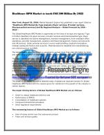 Healthcare BPO Market to touch US$ 300 Billion By 2022