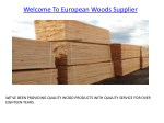 RUF Briquettes in Germany,Oak Lumber in Germany,pine lumber in Germany,