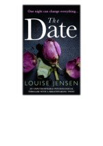 [PDF] Free Download The Date By Louise Jensen