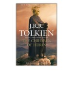 [PDF] Free Download The Children of Húrin By J. R. R. Tolkien