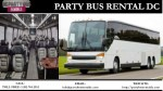 Elopement Elevating Party or Charter Buses for Rent