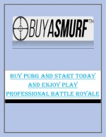 Buy PUBG and Start Today And Enjoy Play Professional Battle Royale