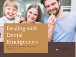 Know How To Deal With Dental Emergencies