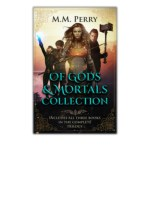 [PDF] Free Download Of Gods & Mortals Complete Collection By M.M. Perry