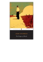 [PDF] Free Download The Grapes of Wrath By John Steinbeck & Robert DeMott