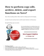 Having issue with Xerox Printer Call Xero technical support USA