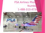 PSA Airlines Reservations Phone Number