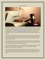 New Jersey Auto Accident Attorney