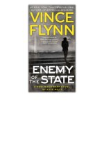 [PDF] Free Download Enemy of the State By Vince Flynn & Kyle Mills