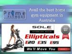 Buy the Best treadmill Australia: