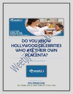 Do You Know Hollywood Celebrities Who Ate Their Own Placenta?