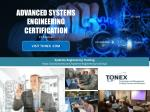 Advanced Systems Engineering Certification