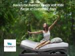 Known the Superior Quality and Wide Range of Customatic Beds