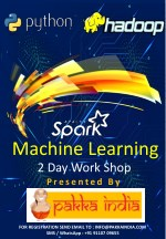 2 days of hands-on Apache Spark & Python Workshop/train