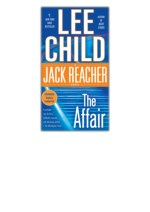 [PDF] Free Download The Affair By Lee Child