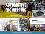 Automotive Engineering - Systems Engineering Training : Tonex