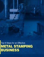 Top 8 Steps for an Effective Metal Stamping Business