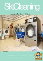 Laundry & Ironing Services Dubai | SKT Cleaning