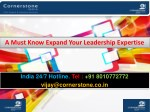 A Must Know Expand Your Leadership Expertise