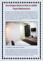 Best Budget Hotels to Stay in AIIMS Nagar Bhubaneswar