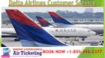Get Best Deals on Delta Airline Flights at Affordable Rates