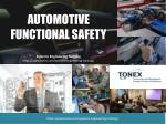 Automotive Functional Safety