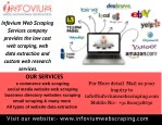 Web scraping services data scraping services web data extraction website scraping