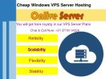 Grab the Ultimate Windows VPS Server Plan by Onlive Server