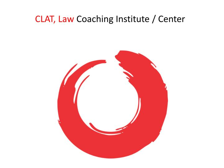 clat law coaching institute center n.