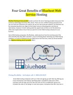 Bluehost Help phone number