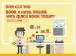 How Can You Book A Hotel Online With Quick Book Today