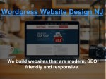 Wordpress Website Design NJ