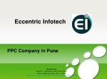 Online Advertising, PPC Company in Pune - Eccentric Infotech